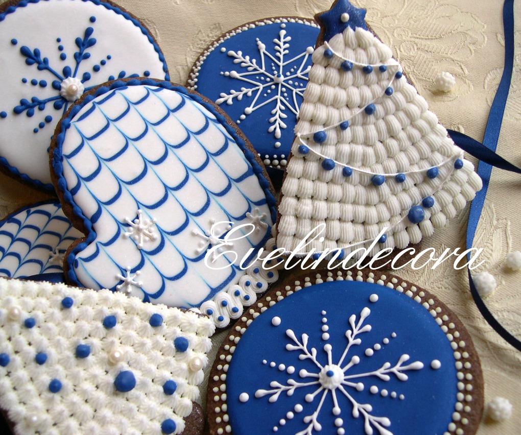 biscotti natalizi Evelindecora