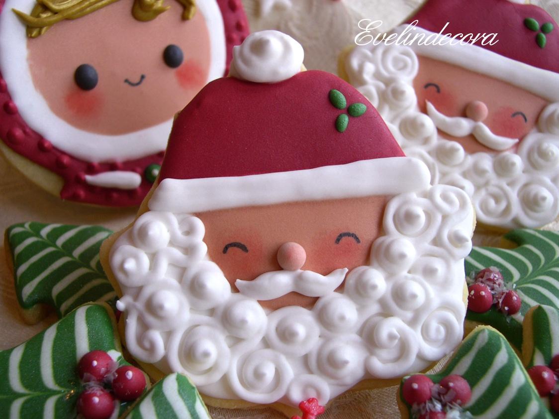 ricetta facile biscotti natalizi evelindecora