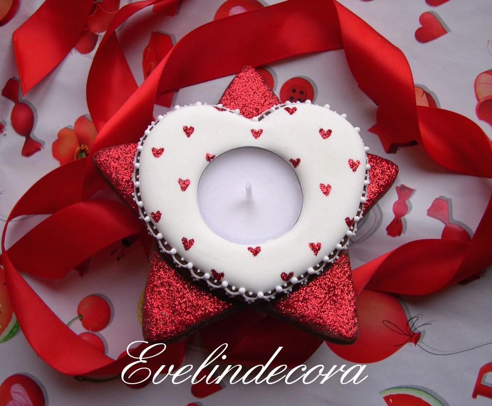 Biscotti San Valentino Evelindecora