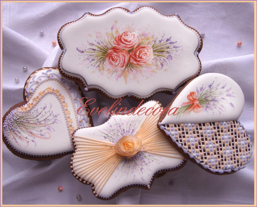 biscotti decorati con ghiaccia reale Evelindecora - corso ghiaccia reale Milano