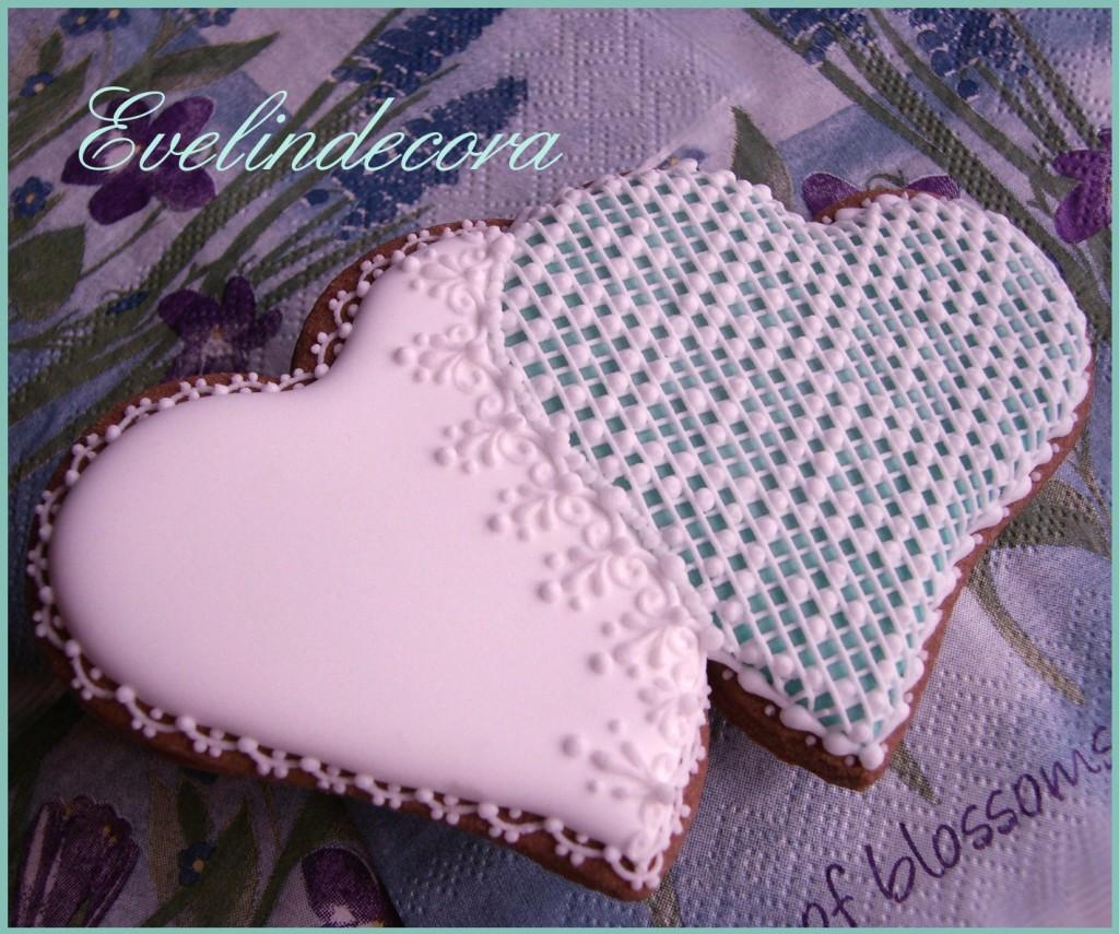 biscotti ghiaccia reale Evelindecora