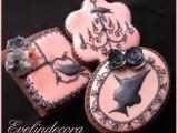 ghiaccia reale biscotti Halloween Evelindecora