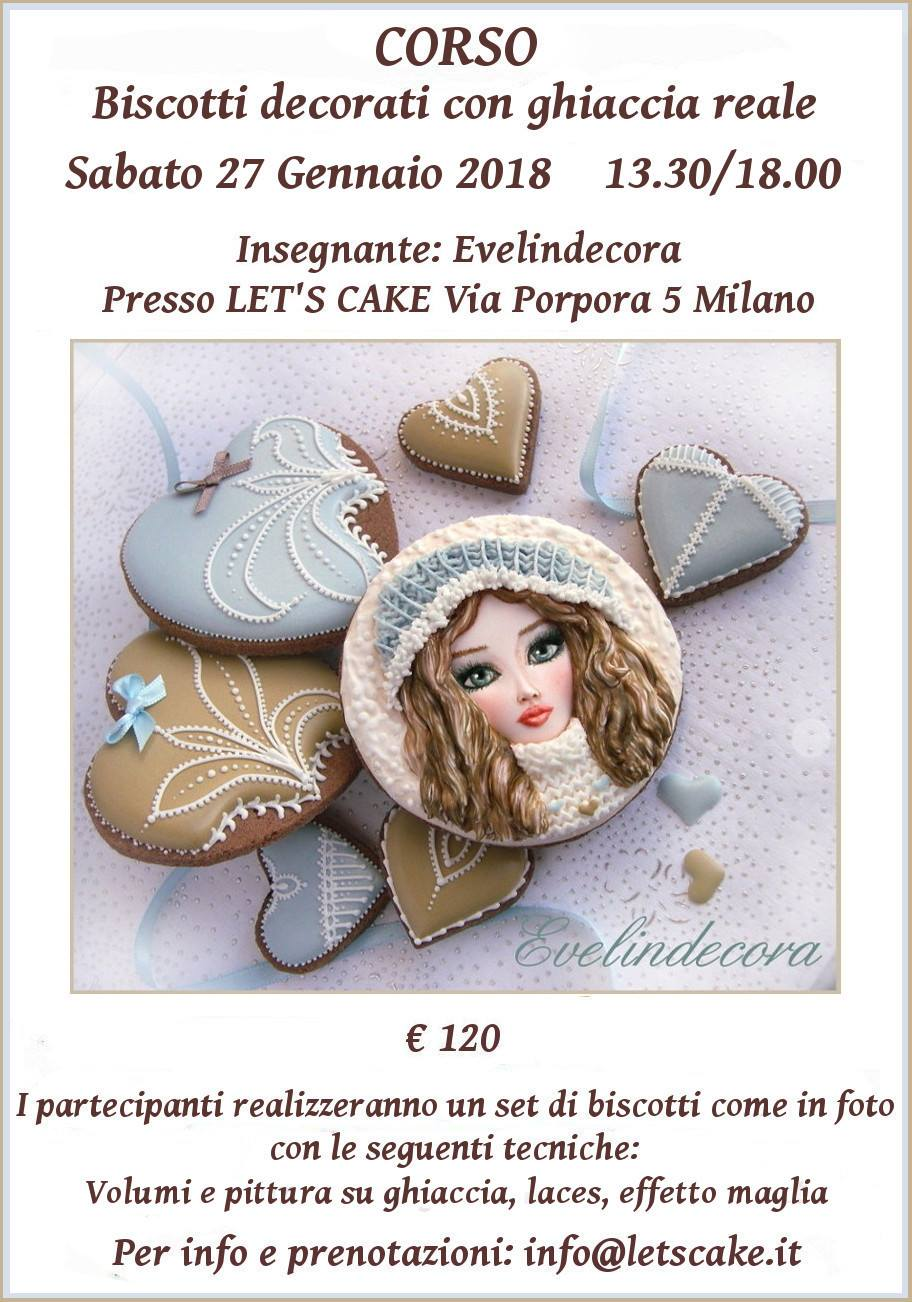biacotti decorati Evelindecora