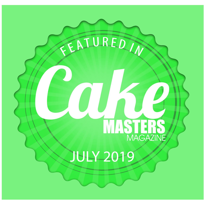 Evelindecora featuring - Cake Masters magazine 2019