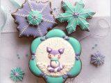biscotti decorati natalizi Evelindecora