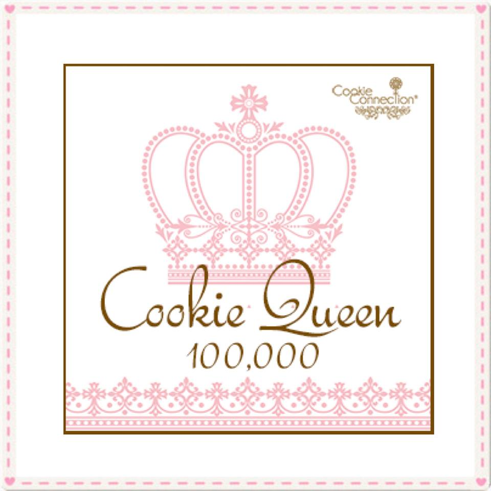 biscotti decorati Evelindecora cookie queen
