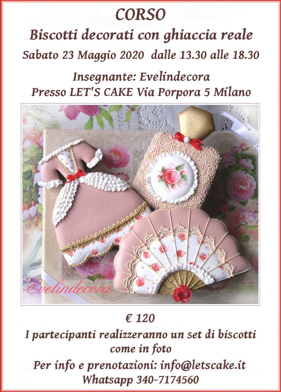 Biscotti decorati Evelindecora