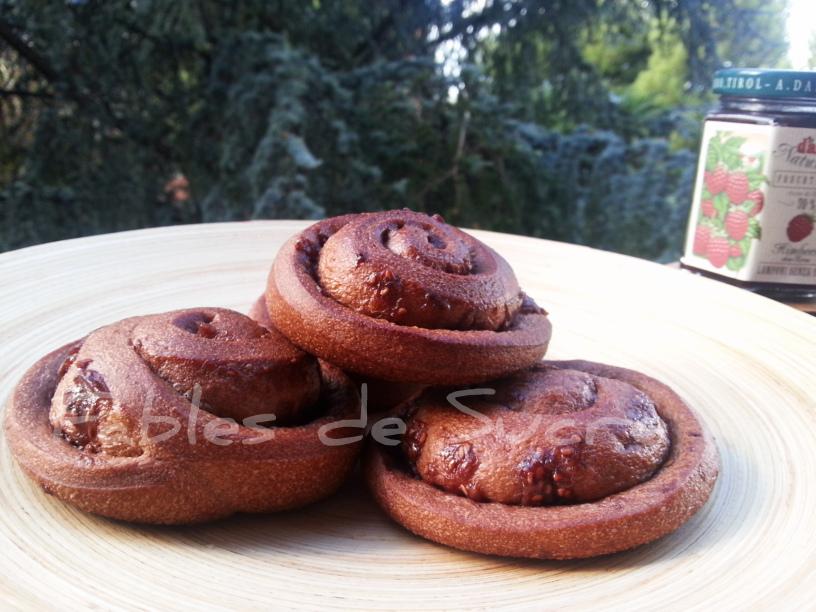 Brioche vortici di cacao e lamponi fables de sucre for Indissolubile sinonimo