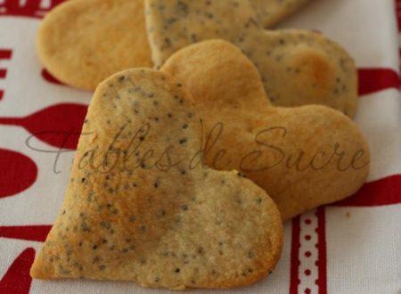 Crackers con pasta madre…. di S.Valentino