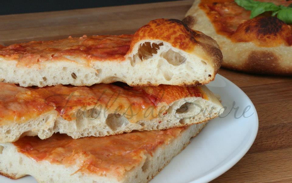 La pizza con pasta madre - Video ricetta