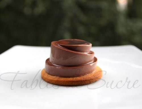 Panna cotta al cacao ricetta