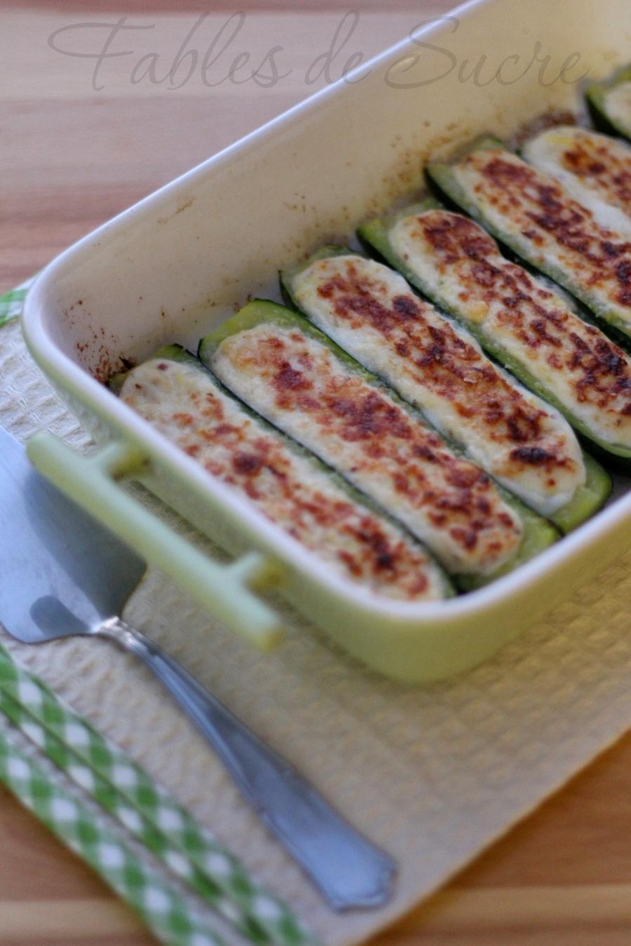zucchine frangipane