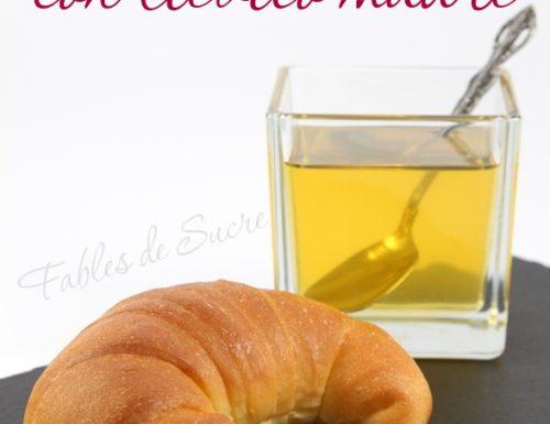 Brioche al miele con lievito madre – Videoricetta