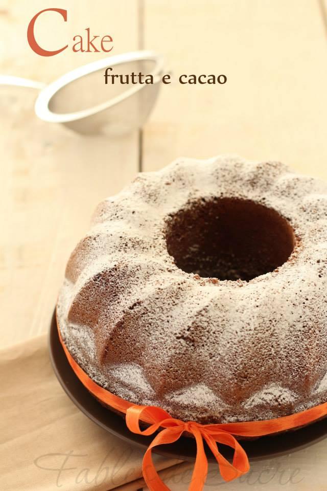 Cake frutta e cacao di Omar Busi