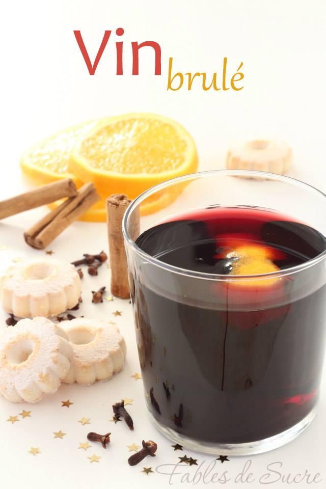 Vin brule' aromatizzato