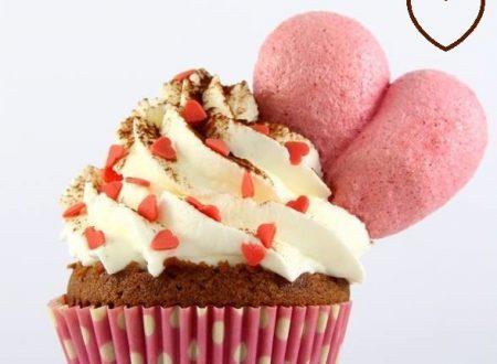 Cupcake al cacao ricetta