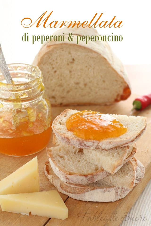 marmellata di peperoni