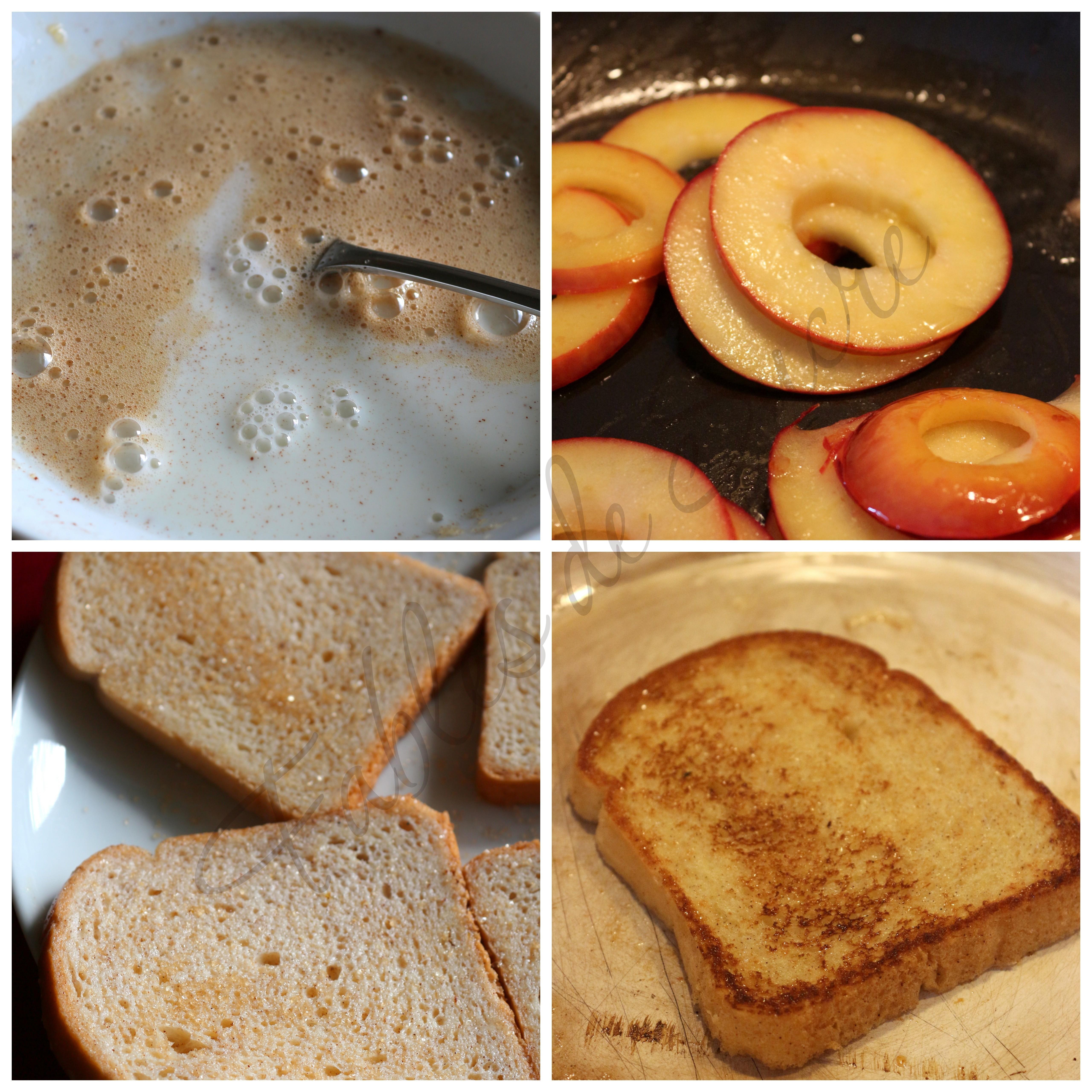 pain perdu alle mele