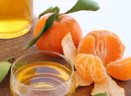 Liquore al mandarino fatto in casa