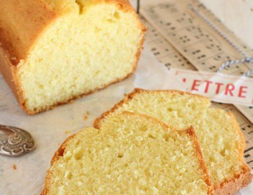 Plum cake al cocco di Massari