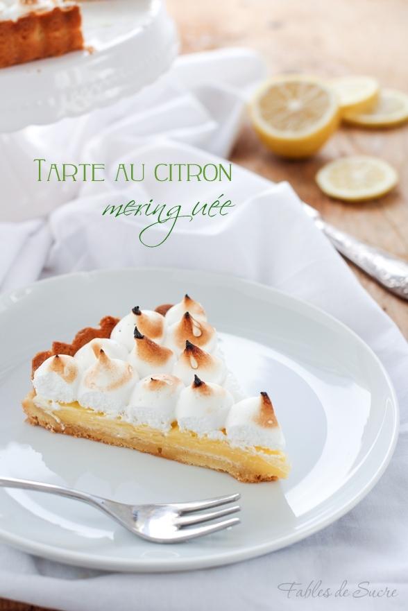 tarte lemon