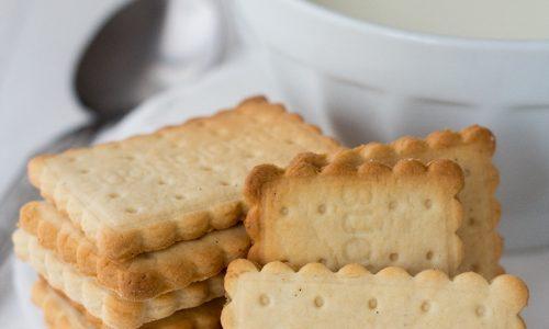 Biscotti secchi ricetta