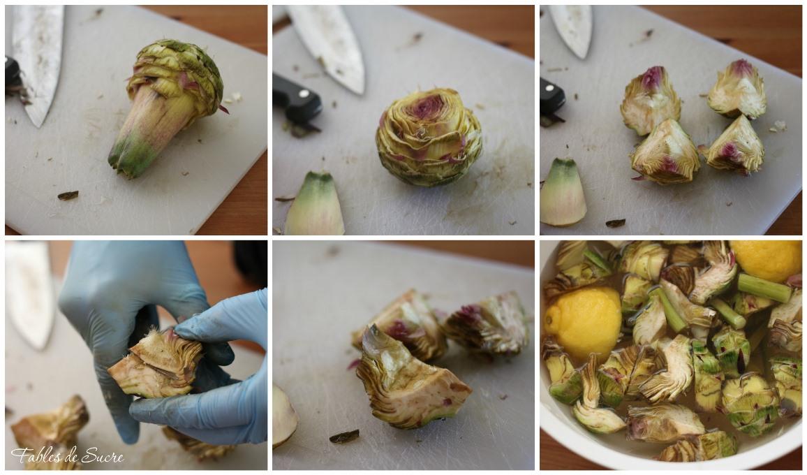 Carciofi in pastella 3