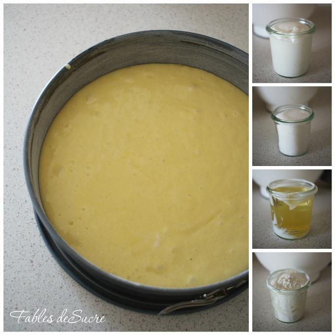 griglia torta sette vasetti