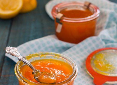 Confettura di carote e limoni home made