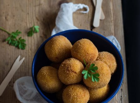 Crocchette di zucca e patate ricetta
