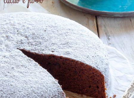 Torta sette vasetti al cacao e farro