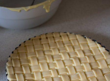 Come fare un intreccio di pasta brisé – tutorial