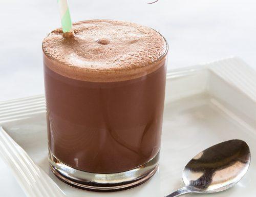 Cioccolata fredda da bere
