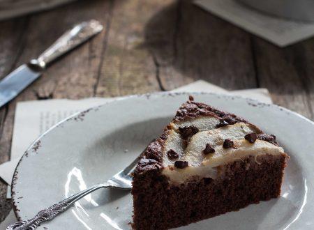 Torta pere e cacao velocissima