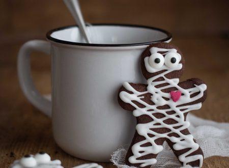Biscotti Mummie di Halloween