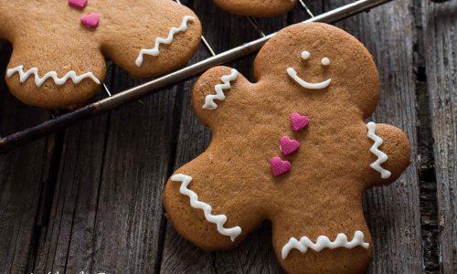 Gingerbread (Pan di Zenzero)