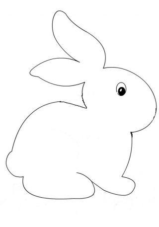 Scarcella pugliese fables de sucre for Disegno coniglio per bambini