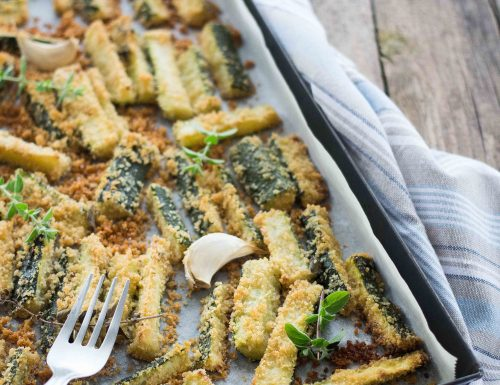 Zucchine sabbiose facilissime
