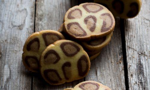 Biscotti leopardo