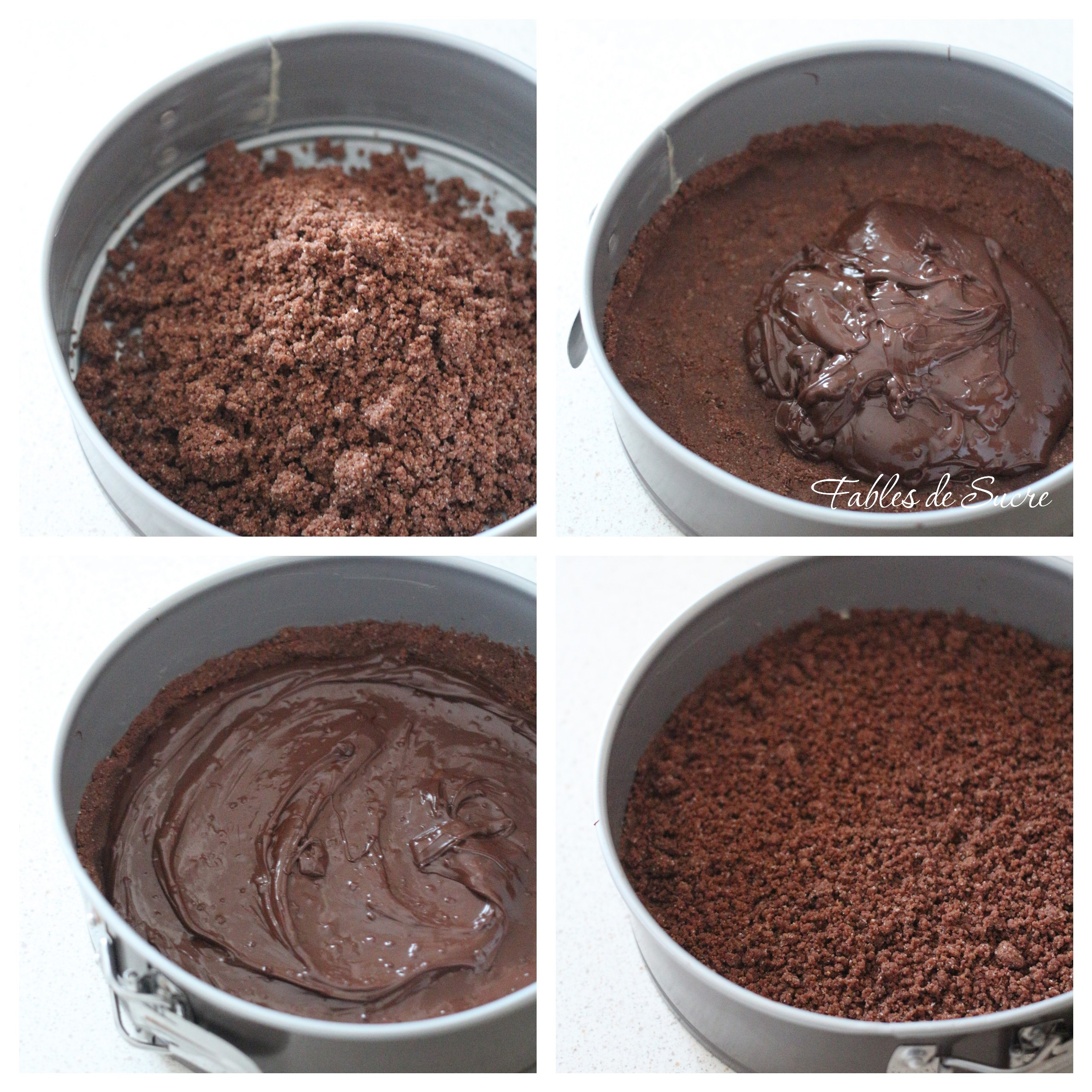sbriciolata al cacao
