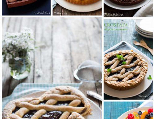 Crostate – Tutte le nostre ricette