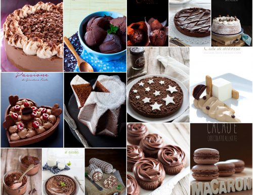 Cioccolato – Tutte le nostre ricette