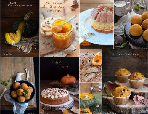 Zucca – Tutte le nostre ricette
