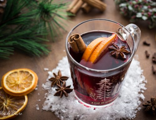 Vin brulé aromatizzato ricetta Trentina