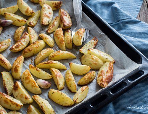 Patate al forno perfette e facili