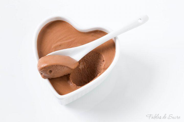 Mousse al cioccolato semplicissima