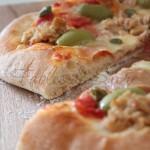 Pizza ricetta con lievito di birra