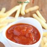 Ketchup fatto in casa ricetta