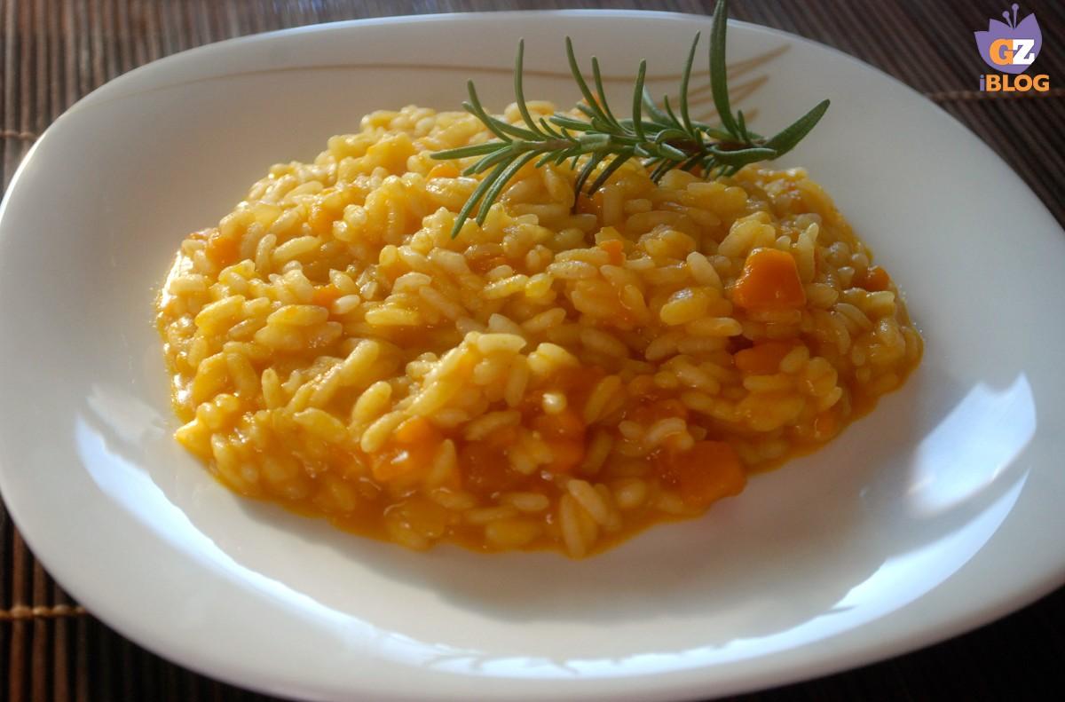 Risotto alla zucca facile cucinare for Cuocere v cucinare