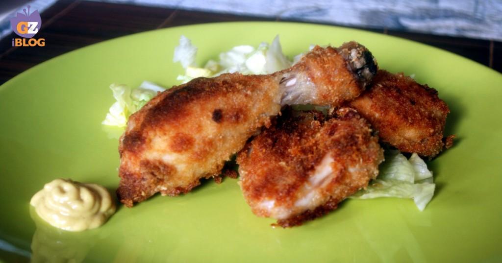 Pollo alla senape facile cucinare - Cena tra amici cosa cucinare ...